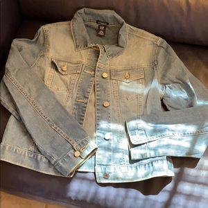 Gap girls jean jacket